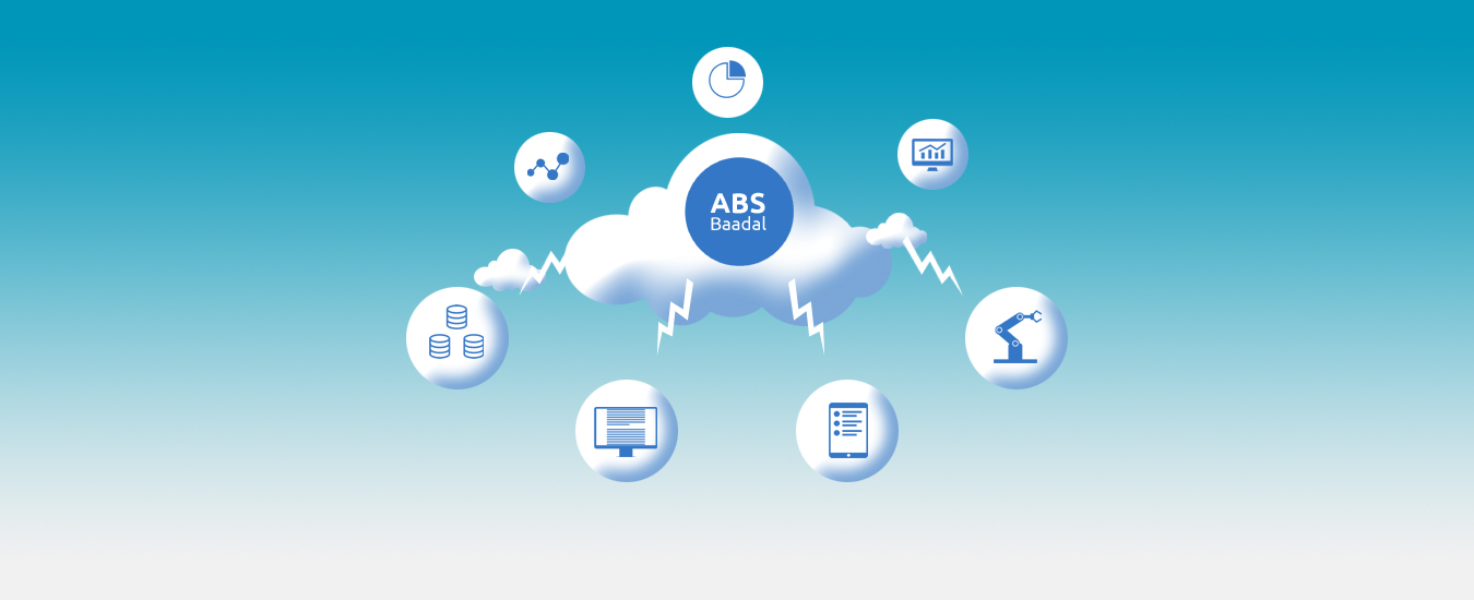 ABS industry vertical solutions on the cloud