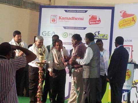 ABS Dairy Connect, held on June 18th in Erode